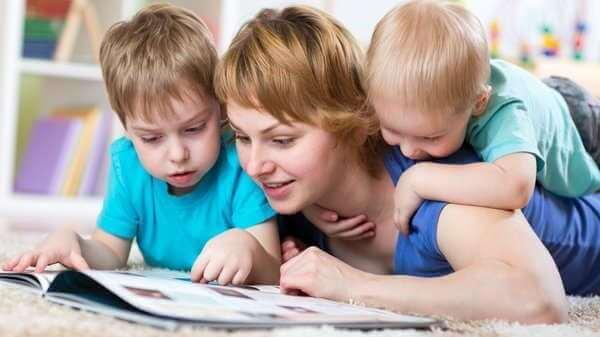 Как привить своему ребенку любовь к чтению книг