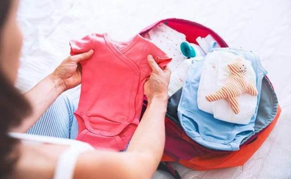 Что взять в путешествие на отдых с ребенком
