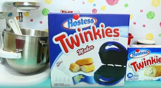 Twinky cakes